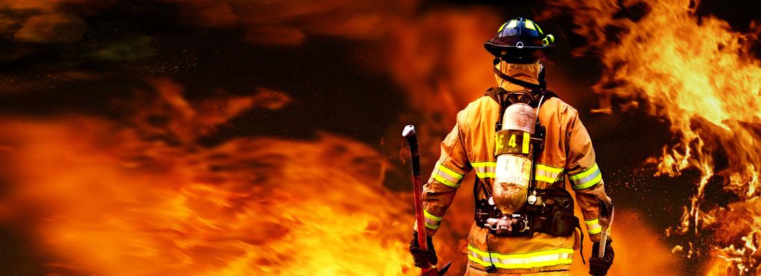 Brandschutz rettet Leben